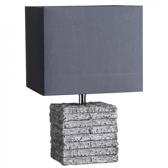 Lampa šedá