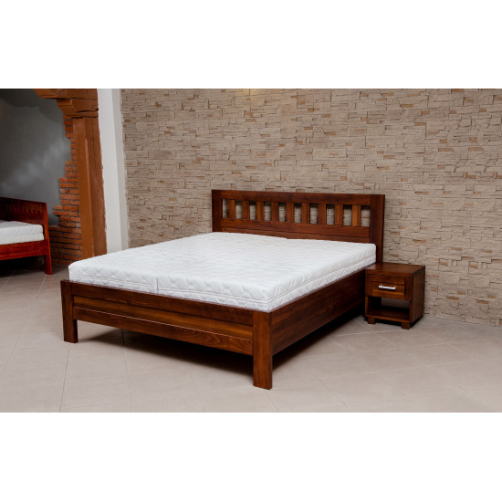 DPV Masivní postel ELLEN