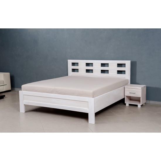 DPV Masivní postel EMILLY