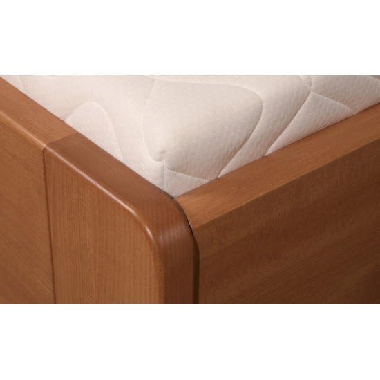 DPV Masivní postel BELLA