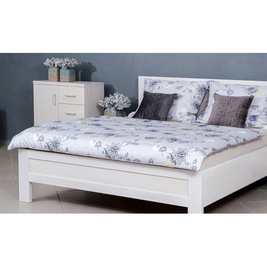DPV Masivní postel EMILLY SET