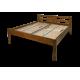 DPV Masivní postel LIBRA