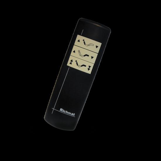 DPV lamelový rošt NORMA MOT s bezdrátovým ovládáním